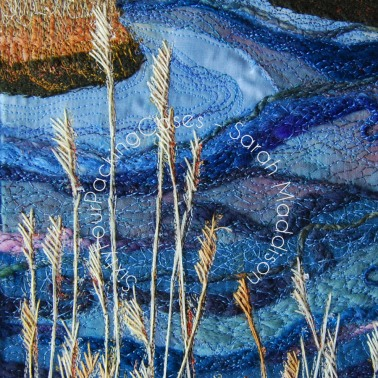 'The Ancients sailed these Waters' - original sold - print - card